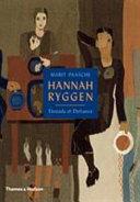 Hannah Ryggen