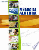Financial Algebra  Student Edition