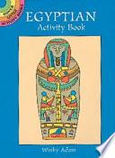 Egyptian Activity Book