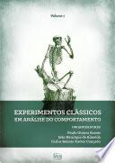 Experimentos clássicos em Análise do Comportamento