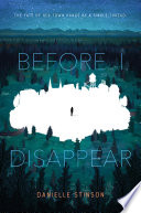 Before I Disappear Book PDF