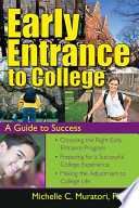 Early Entrance to College Pdf/ePub eBook