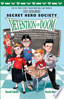 Dc Comics Secret Hero Society 3 Detention Of Doom