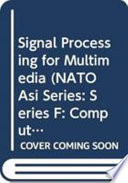 Signal Processing For Multimedia book