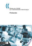 tudes de l OCDE sur l administration   lectronique   tudes de l OCDE sur l administration   lectronique   Finlande 2003
