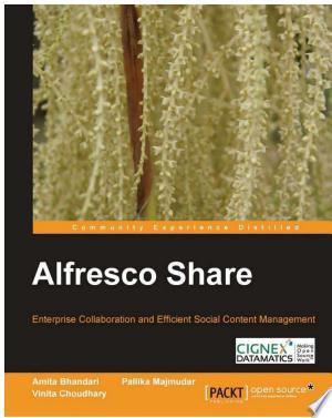 Alfresco Share - Isbn:9781849517119 img-1