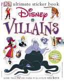 Disney Villains Ultimate Sticker Book
