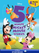 5-Minute Mickey Mouse Stories Book