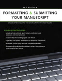 Formatting Submitting Your Manuscript