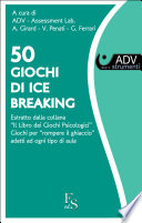 50 giochi di ice breaking