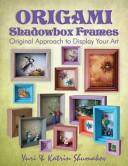 Origami Shadowbox Frames Book PDF