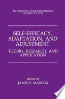Self Efficacy  Adaptation  and Adjustment
