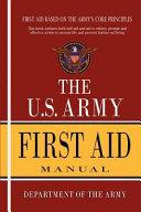 download ebook u.s. army first aid manual pdf epub