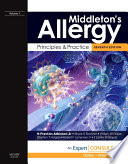 Middleton S Allergy Principles And Practice book