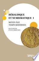 Héraldique et numismatique 1