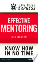 Business Express Effective Mentoring