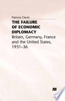 The Failure of Economic Diplomacy