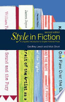 Style In Fiction book