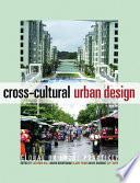 Cross Cultural Urban Design