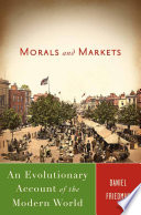 Morals And Markets