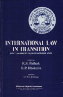 International Law in Transition