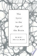 The Lyric in the Age of the Brain