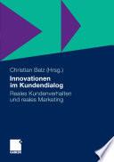 Innovationen im Kundendialog
