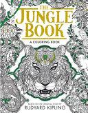 The Jungle Book  A Coloring Book