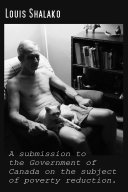 download ebook a submission to the government of canada on poverty reduction pdf epub