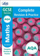AQA GCSE Maths Foundation Complete Revision and Practice
