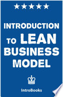 Introduction to Lean Business Model
