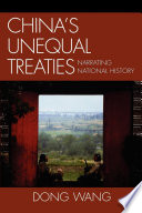 China's Unequal Treaties Sources Of The Linguistic Development And Polemical Uses