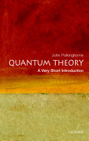 Quantum Theory  A Very Short Introduction