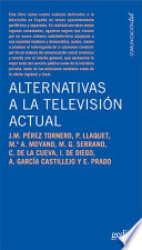 Alternativas a la televisi  n actual