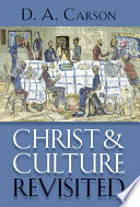 Ebook Christ and Culture Revisited Epub D.A. Carson Apps Read Mobile