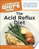 The Complete Idiot s Guide to the Acid Reflux Diet
