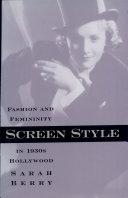Screen Style