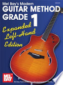 Modern Guitar Method Grade 1  Expanded Left Hand Edition