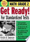 Get Ready  For Standardized Tests   Math Grade 2