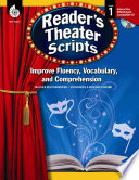 Reader s Theater Scripts  Improve Fluency  Vocabulary  and Comprehension  Grade 1