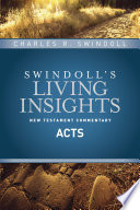 Insights On Acts : throughout the roman world in the continuing 15-volume...