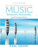 Fundamentals of music Introduction To Music Fundamentals And Basic Musicianship The