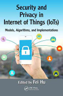 Security and Privacy in Internet of Things (Iots)