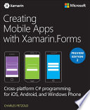 Creating Mobile Apps with Xamarin Forms Preview Edition 2