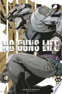 No Guns Life - : gigantesque multinationale qui règne sur la ville,...