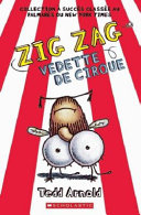 illustration du livre Zig Zag : N° 14 - Zig Zag Vedette de Cirque