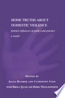 Home Truths About Domestic Violence