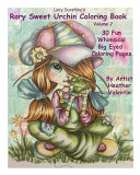 Lacy Sunshine s Rory Sweet Urchin Coloring Book Volume 2