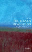 download ebook the reagan revolution: a very short introduction pdf epub