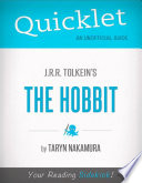Quicklet on J R R  Tolkien s The Hobbit  CliffNotes like Summary